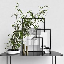 stylish set table