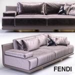 561. Fendi sofa