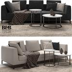 565. B&B italtya sofa