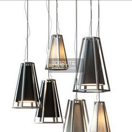 GEOMETRI Collection Ceiling light