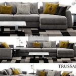 Trussardi . Sofa 3dmodel