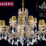 Masiero VE 986 12 6 3ds Ceiling light 1221