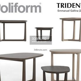 Poliform Trident table