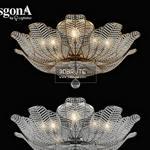 705132 Riccio Osgona Ceiling light 1223