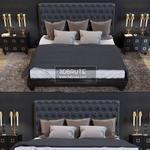 Ferre Bed 3dmodel