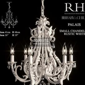 Palais RH corona Ceiling light