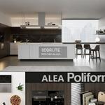 Alea polyform kitchen 3dsmax