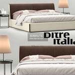 Ditre italia bed  520