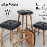 Utility Bar Stool-2014 Chair 515