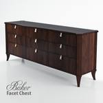 BAKER FACET CHEST Sideboard 295