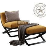 American Leather_Tori  Armchair 3dmodel 821