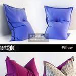 1. Pillow 3dmodel