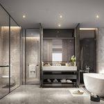 Bathroom A001Modern style 3d66 2018