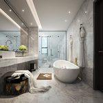 Bathroom A003Modern style 3d66 2018
