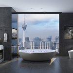 Bathroom A012Modern style 3d66 2018