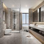 Bathroom A013Modern style 3d66 2018