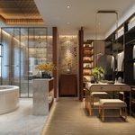 Bathroom B010Postmodern style 3d66 2018