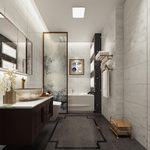 Bathroom C005Chinese style 3d66 2018