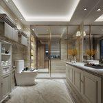 Bathroom D001European style 3d66 2018