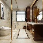 Bathroom F004SoutheastAsian style 3d66 2018