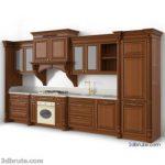 232. Kitchen 3dmodel