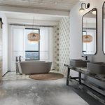 Bathroom M001Nordic style 3d66 2018