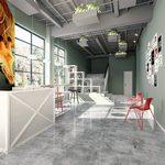 Showroom M004Nordic style 3d66 2018