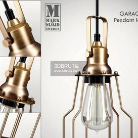 MLG-GARAGE-Pendant-Lamp1 Ceiling light