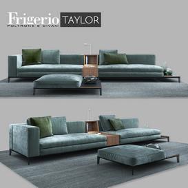 FRIGERIO Italia TAYLOR  set sofa