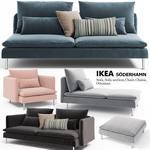 Ikea SODERHAMN sofa 615