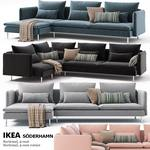 SODERHAMN s sofa 617
