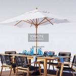 Outdoor furniture Palmer Rope Table & chair 542
