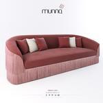 Munna   Fringes sofa 623