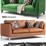 stockholm ikea sofa 632