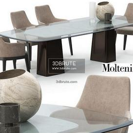 Molteni & C mayfair set