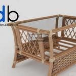 84 Table 3dmodel