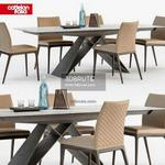 CI Arcadia couture  Premier Table & chair 552