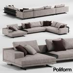 Poliform  MONDRIAN sofa 645