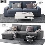 Kivik ikea sofa 649