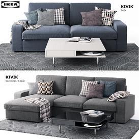 Kivik ikea sofa