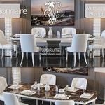 VISIONNAIRE Versailles+Sevigne Table & chair 557