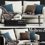 Molteni & C Sloane 05 sofa 662