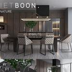 PIET BOON SIGNATURE kitchen Table & chair 564