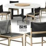 Jens  Alex Table & chair 567