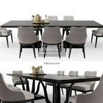 GALIMBERTI NINO Table & chair 568