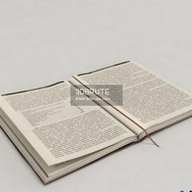 LODEX3D VOL1 BOOKS L3DV1B001 MAX2010