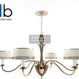 STACCATO GOLD 786740 2ST Ceiling light