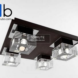 INL 9152C 4 Ceiling light