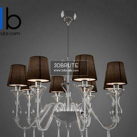 Chandelier AVMazzega BRANDY 902008 Ceiling light