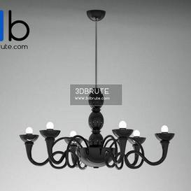 Pantalica sospensione Ceiling light